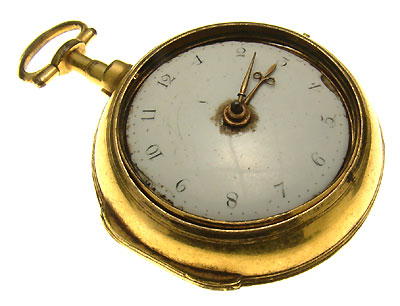 Century Watches Late 18th Century Pocket Watch